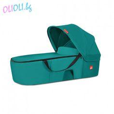 Кош за новородено GB Cot To Go Laguna Blue-turquoise Kids Cot 9ee4bff132