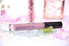 lip lingerie - revue - swatch- nyx cosmetics - embellishment - bedtime flirt - makeupbyazadig - enjoyphoenix - troyes - 12