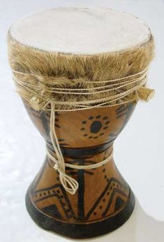 Toma Drum - Drums & Drum Accessories - African Music   Africa Imports