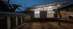 Galería de Escuela Baan Nong Bua / Junsekino Architect And Design - 9