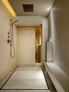 Walk in Shower @ The Upper House, Hong Kong