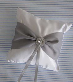 ring pillow diy
