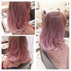甘くて儚げ。この春したい髪色はピンク+ラベンダーの素敵なアンニュイカラー (2ページ目) MERY [メリー]