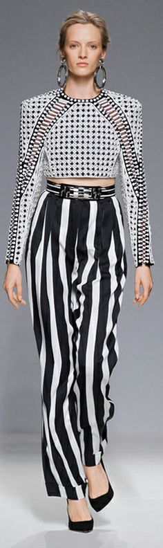 Balmain Black & White