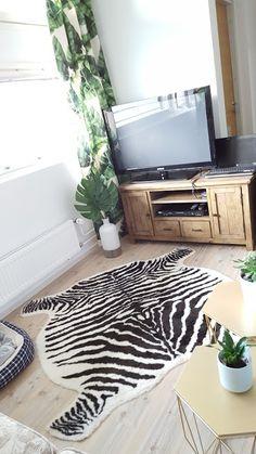 Mini olohuoneen keväinen muodonmuutos