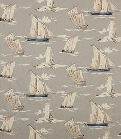Skipper Fabric / Mist