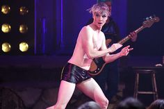 """The actor John Cameron Mitchell, who played the title character in the original """"Hedwig and the Angry Inch"""" production in talks with Speakeasy about returning to the role on Broadway. John Cameron Mitchell, Berlin, Actor John, Hedwig, Lady And Gentlemen, Musical Theatre, Rage, Gentleman, Musicals"""