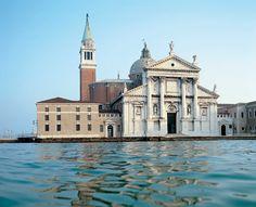 Venezia, Isola di San Giorgio, Chiesa di San Giorgio Maggiore.