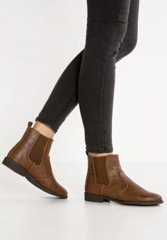 1134f8cf5622 Anna Field - Boots à talons - cognac Bottines Femme