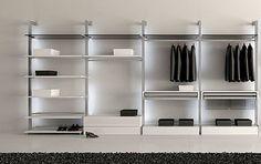 vestidor moderno pekin versatil y moderno, con iluminación propia