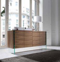 Skjenk SAJONIA Side Board, Madeira Natural, Sideboard Buffet, Furniture Inspiration, Interiores Design, Divider, Cabinet, Storage, Room