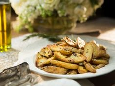 Rosemary Potatoes from the host of Dinner at Tiffani's CookingChannelTV.com