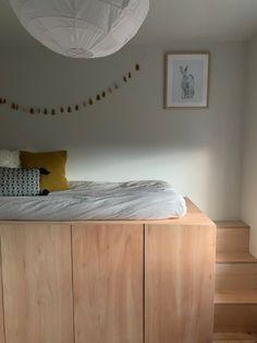 Attic Bedroom Designs, Kids Bedroom, Baby Deco, Hidden Rooms, Teenage Room, Property Design, Teen Kids, Thimble, Interior Design Studio