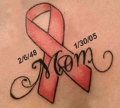 thinking something like this for my next tattoo but it will say Ma not Mom and with her dates of course