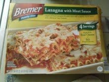 Lasagna with Meat Sauce a disappointment for me - News - Bubblews
