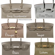 Gorgeous Gris - Hermes Handbags - Ideas of Hermes Handbags - - Gorgeous Gris Hermes Birkin, Hermes Bags, Hermes Handbags, Fashion Handbags, Tote Handbags, Fashion Bags, Luxury Bags, Luxury Handbags, Designer Handbags