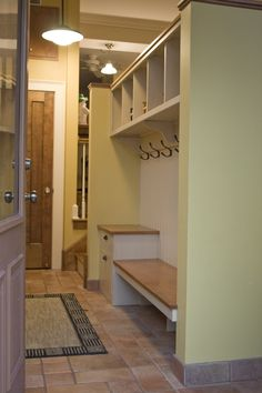 mud rooms in the kitchen | Mark Olson Chicago Architect Designer Remodel New Construction ...