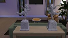 Mod The Sims - Sculptures