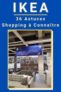 Mes 36 conseils et astuces pour gagner du temps (et de l'argent) lors de votre prochaine visite shopping chez IKEA.