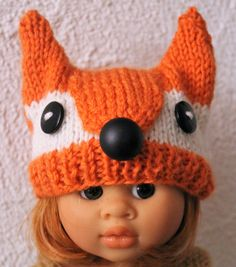 Knit Crochet, Crochet Hats, Funny Hats, Baby Boy Hats, Ag Dolls, Free Knitting, Fascinator, Doll Clothes, Crochet Patterns