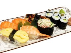 Ichiban Sushi - Sushisetti 12 €