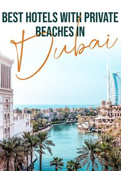 Looking for a beach hotel in Dubai? Check out these 10 best beach hotels in duba. Looking for a beach hotel in Dubai? Check out these 10 best beach hotels in dubai with a private be Dubai Travel, Asia Travel, Travel Usa, Dubai Vacation, Nightlife Travel, Dubai Hotel, Best Hotels In Dubai, Beach Hotels, Hotels And Resorts