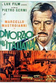 Divorce Italian Style / DVD 6555 /  http://catalog.wrlc.org/cgi-bin/Pwebrecon.cgi?BBID=7912126