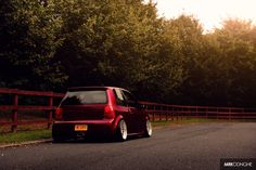 Volkswagen Lupo GTI by Mark O'Donoghue on 500px