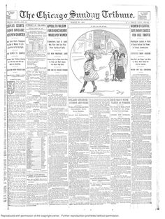 March 23, 1913: Helen Keller - yes, that Helen Keller - denounces apathy toward suffrage. She's particularly upset that our country's forefathers, who have so much history in Boston, are fighting the movement today. Remember that it wouldn't be for another 7 years that women would have the right to vote in the United States.