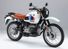 BMW R80GS Paris Dakar