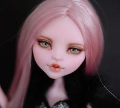 #몬하돌 #몬스터하이돌 #리페인팅 #돌스타그램 #doll #repaint #repainting #monsterhigh #dollrepainting #dollstagram #faceup