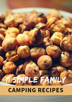 Have peace of mind on your next family camping trip, with these delicious recipes. 11 Simple Family Camping Recipes http://www.activekids.com/food-and-nutrition/articles/11-simple-family-camping-recipes?cmp=17N-PB34-S14-T1---1087