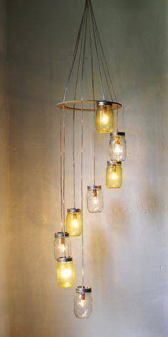 Just come here - Hanging wooden candle chandelier is definitely your choice in 2016 New Year - Fashion Blog