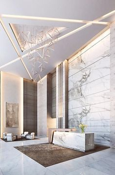 Check our inspirations about hotels lobby's. See more at spotools.com