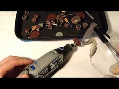 How to Use a Dremel Tool. If you've been in a woodworking or metal shop, you've probably seen a Dremel. The Dremel multitool is a handheld rotary tool that uses a variety of attachments and accessories. You can use a Dremel tool on wood,...