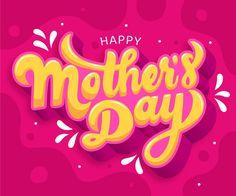 Graffiti Designs, Mom Day, Happy Mothers, Neon Signs, Night