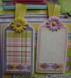made by alicazam*  www.alicazam.blogspot.com #scrapbooking #papercrafts #journalingtags