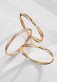 Diy Jewelry, Gold Jewelry, Jewelery, Jewelry Design, Gold Necklace Simple, Gold Bangles Design, Antique Necklace, David Yurman, Gold Rings