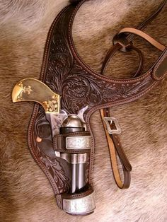 Mainly guns and things I enjoy. Estilo Cowgirl, Custom Leather Holsters, Pistol Holster, Ruger Revolver, Cowboy Action Shooting, Leather Projects, Leather Crafts, Le Far West, Leather Tooling