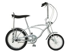 I always wanted one of these bikes – the Schwinn Grey Ghost – when I was a kid in the seventies