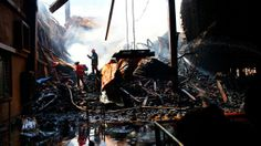 Bangladesh-factory-fire