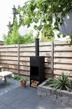 42 Awesome Outdoor Fireplace Design - Page 28 of 42