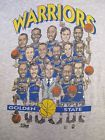 For Sale - Rare Vintage 1980s GOLDEN STATE WARRIORS Promo T Shirt NBA Basketball Jersey - See More At http://sprtz.us/WarriorsEBay