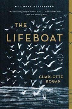 January 2014 Book Club - Wed., January 15 (Starts at 6:30 p.m.) - Discussion of The Lifeboat by Charlotte Rogan