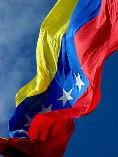 Los colores de nuestra tierra #Venezuela