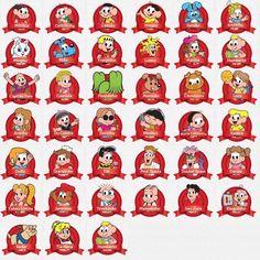 Personagens da Turma da Mônica