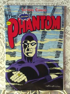 The Phantom Comic Book - Lethal Cargo 36 pages - Superhero Action Comic Book Superheroes, Comic Books, Phantom Comics, Kit Walker, Great Pictures, News Stories, Walks, Magazines, Action