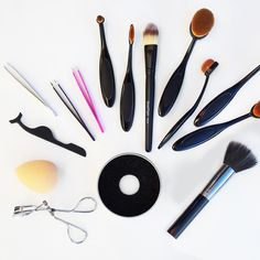 Tools of the trade...✨ here are the best selling affordable tools to empower your makeup routine! makeup tools - http://www.pick6deals.com/beauty-care/cosmetic-equipment.html