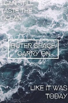 Outer Space/Carry On~5SOS. Made by @RealityWins