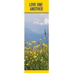 'Love One Another' Indoor Banner